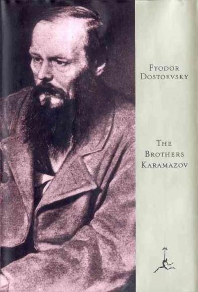 brothers Karamazov book image