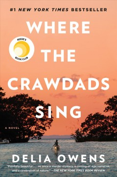 Where the Crawdad Sings by Delia Owens